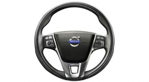 V40 Leather Sports Steering Wheel